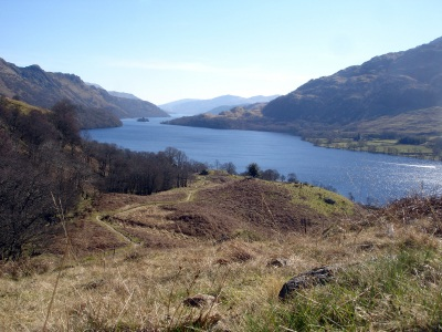 Loch Lomond and the Trossachs National Park Bed and Breakfast
